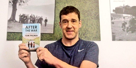 An evening with author Tom Palmer discussing his book 'After the War' tickets