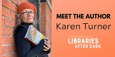 Meet the Author: Karen Turner tickets