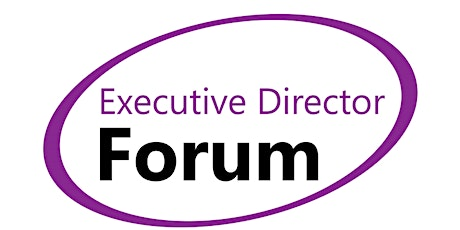Executive Director Forum - July 16 tickets