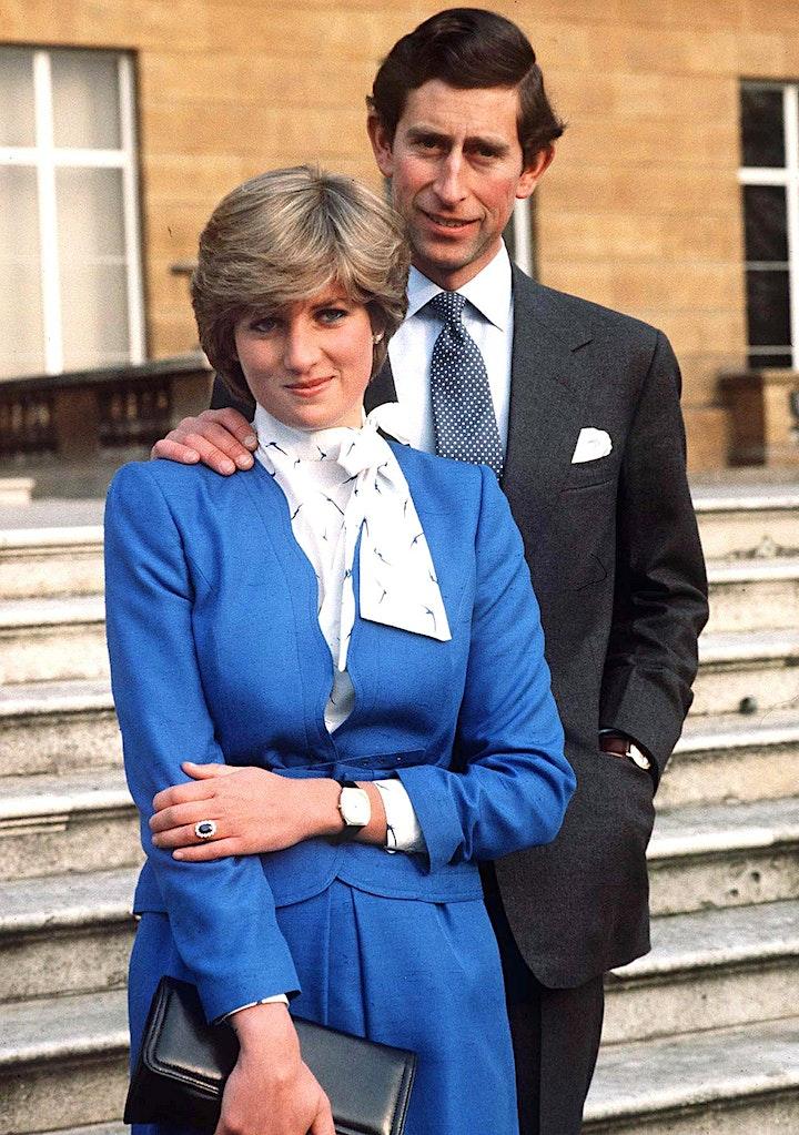 Lady Diana & Prince Charles 1981 Wedding - Livestream History Program image