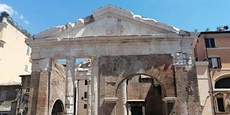 Il Ghetto Di Roma: Visita Guidata Con Incursioni T biglietti