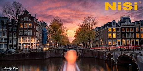 FotoFair: Gratis Workshops NiSi Filters door ambassadeur Martijn Kort tickets