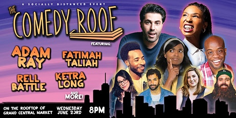 The Comedy Roof tickets