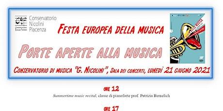 Porte Aperte alla Musica tickets