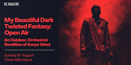 Kanye West Orchestra: MBDTF - Open Air tickets