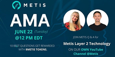 Questions and Answers for Metis  Layer 2 Technology tickets