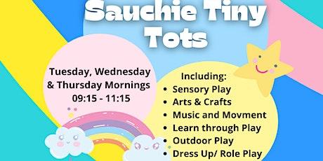 Sauchie Tiny Tots wk3 tickets