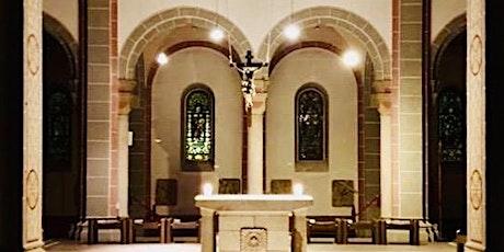 Heilige Messe mit  Reisesegen Tickets