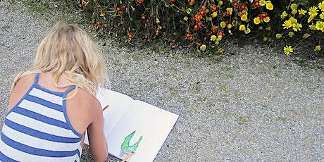 Di, 31.8. | 10 – 16 Uhr I Zeichnen im Botanischen Garten | 6 bis 10 Jahre Tickets