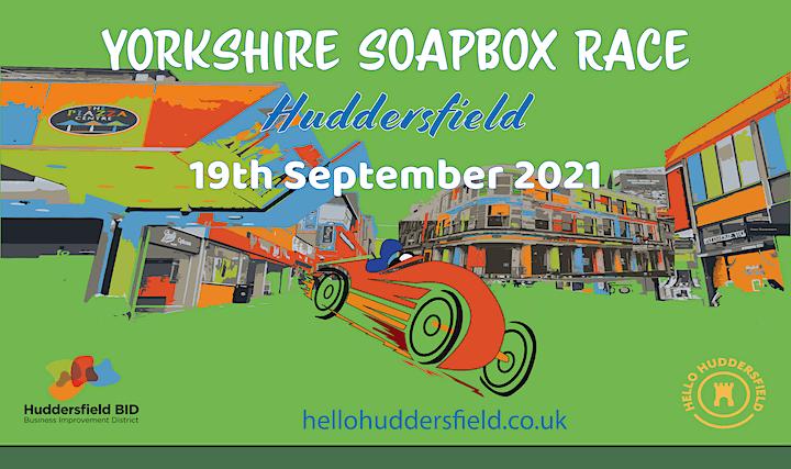 Yorkshire Soapbox Race image