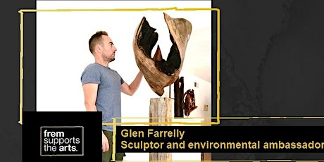 Frem supports the Arts - presenting Glen Farrelly tickets