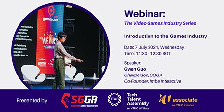 [Registration] Introduction to the Games Industry tickets