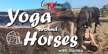 Yoga around Horses tickets