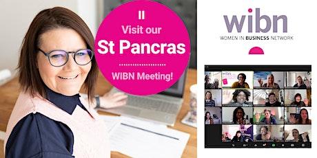 Women in Business Networking - London St Pancras Meeting tickets