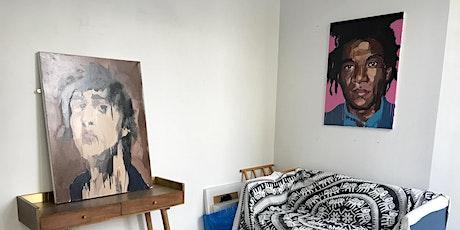 ARTIST SALON 1 | WITH #ARTISTINRESIDENCE JULIE BENNETT tickets