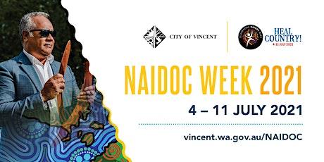 NAIDOC WEEK - CHILDREN'S NOONGAR LANGUAGE LESSON tickets
