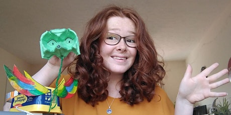 Forest Creatures Puppetry Workshop with Robyn Olivia tickets