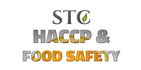 STC HACCP & Food Safety Intermediate Level 3 tickets