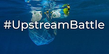 Tackling marine litter with Upstream Battle tickets