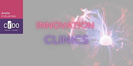 Innovation Clinics tickets