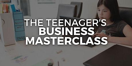 The Teenager's Business Masterclass | Weekend Program tickets