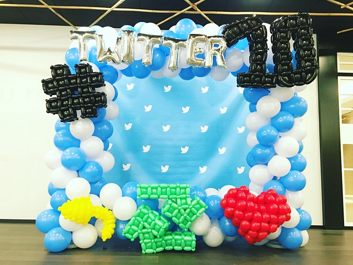 Professional Balloon Decoration Workshop in Singapore image