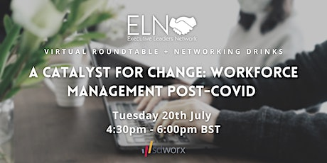 A Catalyst for Change: Workforce Management Post-COVID tickets