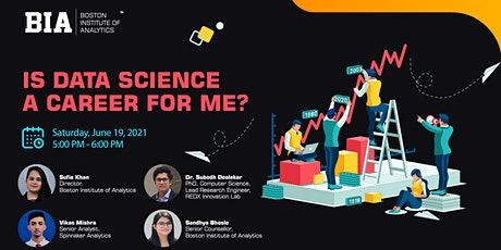Is Data Science A Career For Me? tickets