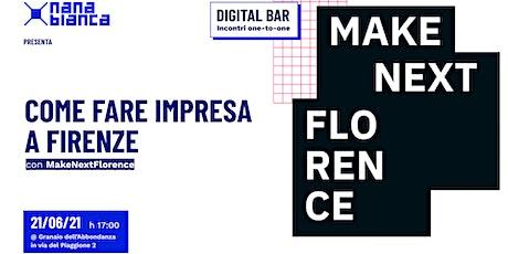 Digital Bar: Scopri come fare impresa a Firenze! biglietti