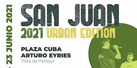 San Juan Urban Edition entradas