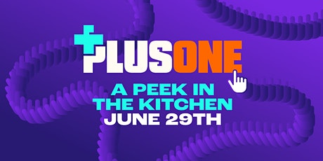+PlusOne tickets