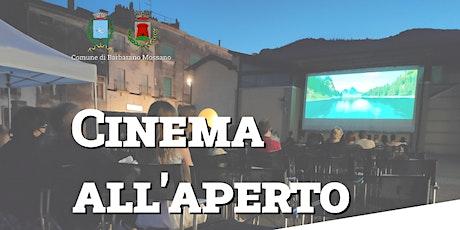 Cinema all'aperto biglietti