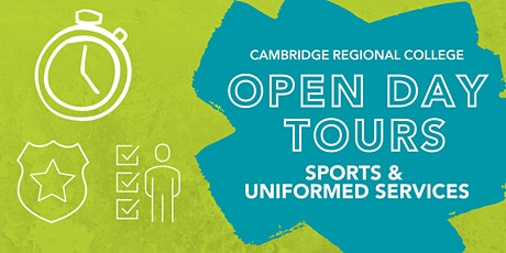 Sports & Uniformed Services Open Day Tours tickets