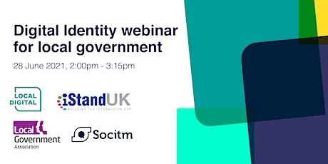 Digital Identity webinar for local government tickets
