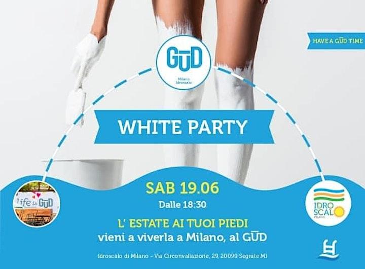 Immagine WHITE PARTY IDROSCALO GUD