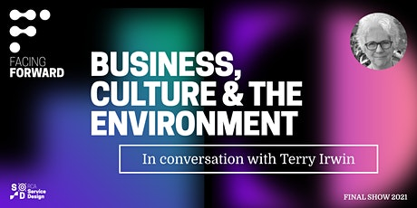 RCA2021: Facing Forward - Business, Culture & the Environment tickets