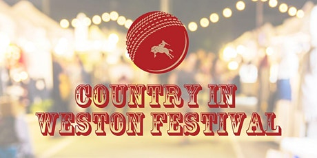 Country in Weston tickets