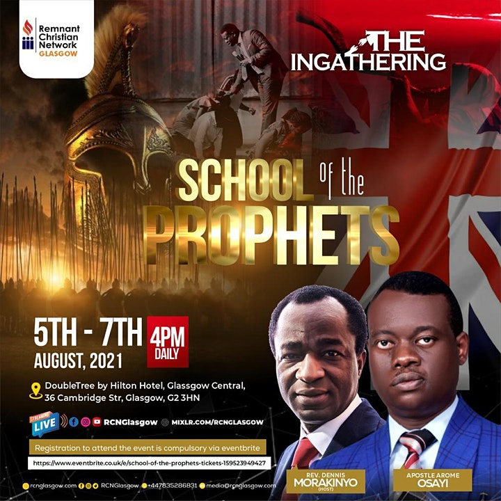 School of the Prophets image