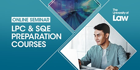 LPC and SQE Preparation Courses Information Seminar (Medium: Cantonese) tickets