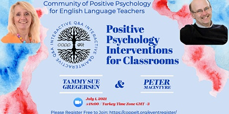 Positive Psychology Interventions for Classrooms tickets
