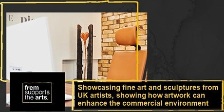 Frem supports the Arts - presenting works of fine art and sculpture tickets