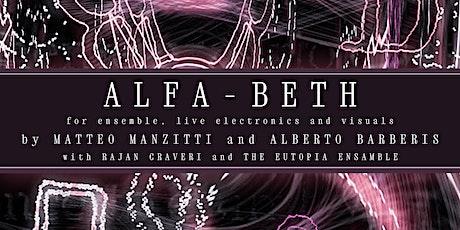 Alfa-Beth biglietti