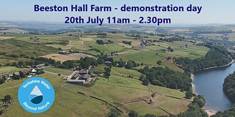 Beeston Hall Farm - Yorkshire Water demonstration event tickets