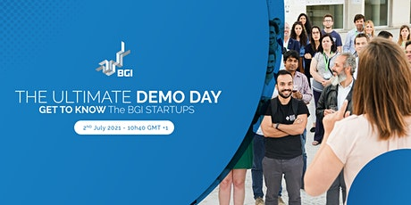 BGI Ultimate Demo Day tickets