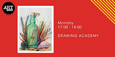 Live Online Drawing Workshop for Preteens tickets