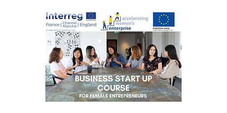 Business Start Up Course for Female Entrepreneurs *Plymouth* tickets
