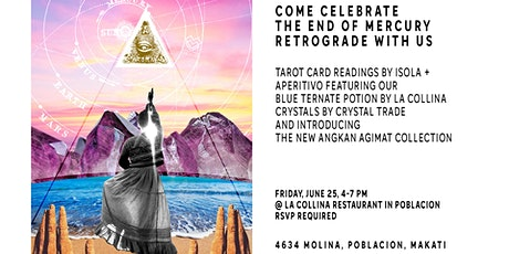 End of Mercury Retrograde Celebration tickets