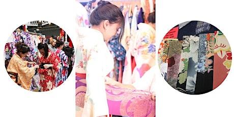 Learn to wear Kimono - Yukata (浴衣) with Yuko Boff biglietti