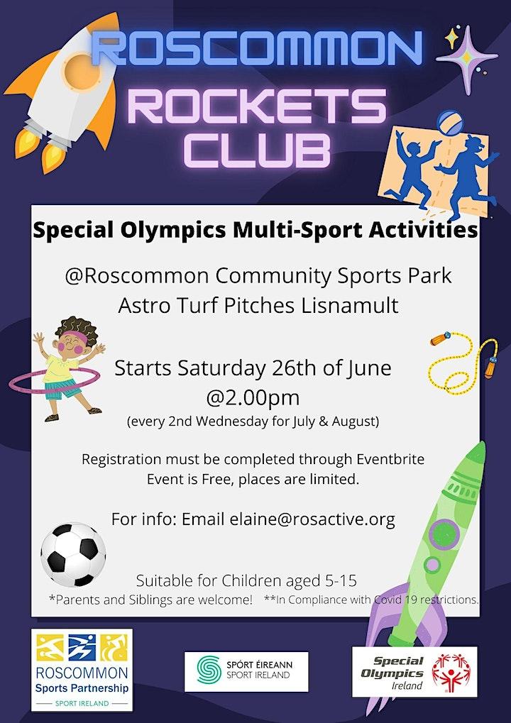 Roscommon Rockets Club image