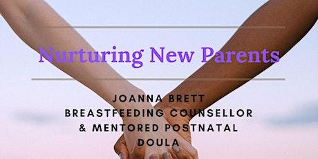 Making a Postnatal Plan tickets